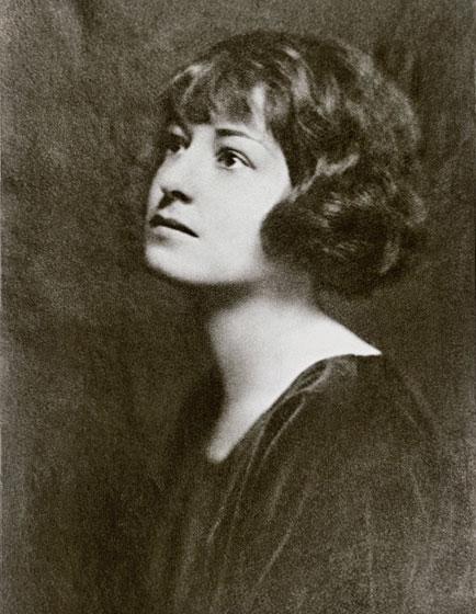 Dorothy Parker headshot